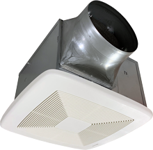 High Efficiency Exhaust Fans